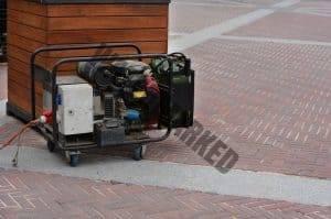 emergency diesel generator for home use